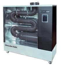 Direct Fired Heater Rental, VT