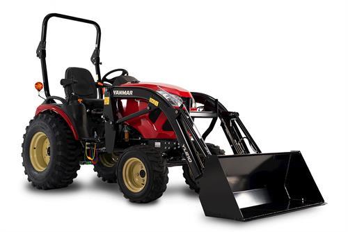Yanmar Tractor Rental, Vermont